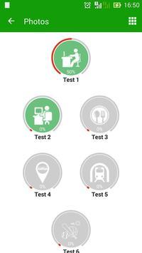 TOEIC Practice Test screenshot 1
