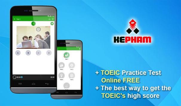 TOEIC Practice Test screenshot 6