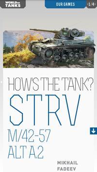 World of Tanks Magazine (EN) apk screenshot