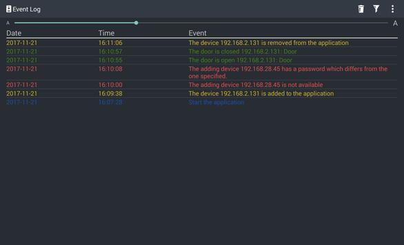 IP-Intercom screenshot 3