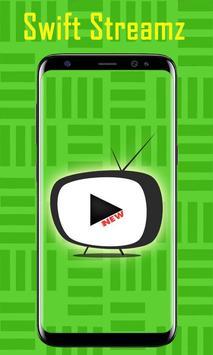 Swift Streamz tuto : TV Swift 2018 apk screenshot