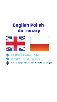 Polish best dict poster
