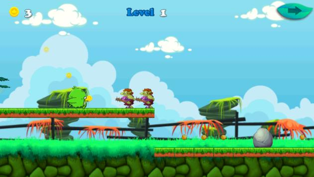 Angry Run Birds apk screenshot