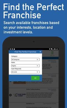 Find Franchises for Sale screenshot 10