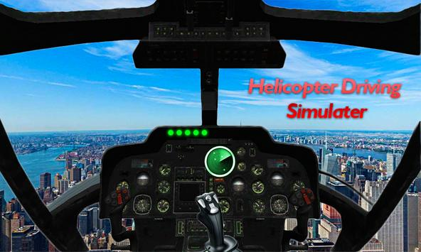Helicopter Simulator 2017 Free poster