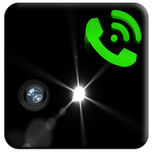 Flash on Call icon