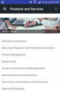 W&P Enterprises LLC Mobile App apk screenshot