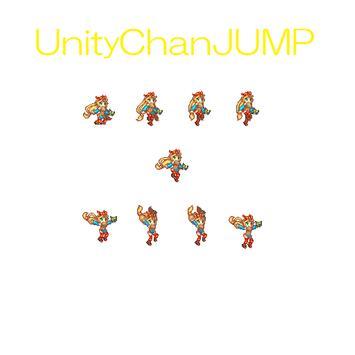 UnityChanJUMP! poster