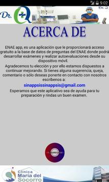 ENAE apk screenshot