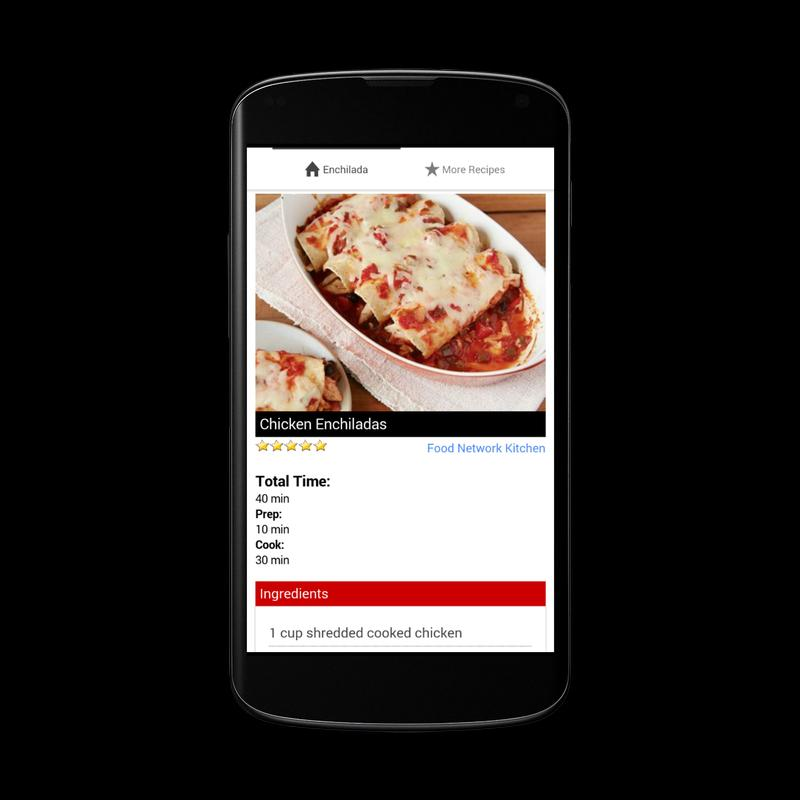 Enchilada Recipe For Android Apk Download