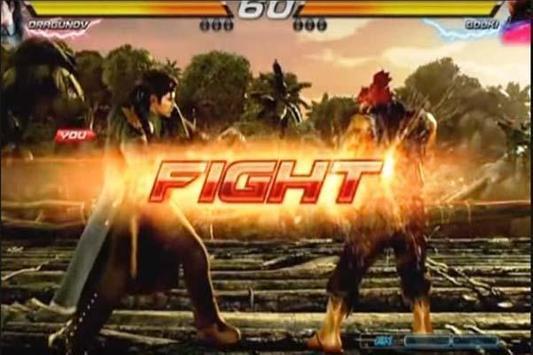 New Tekken 7 Mobile Tricks apk screenshot