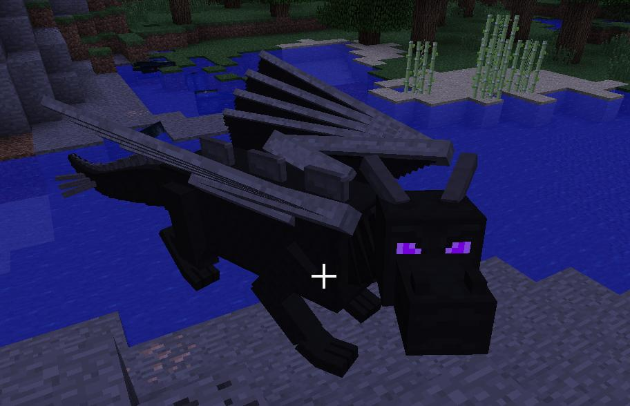 Ender Dragon Mod For Mcpe For Android Apk Download