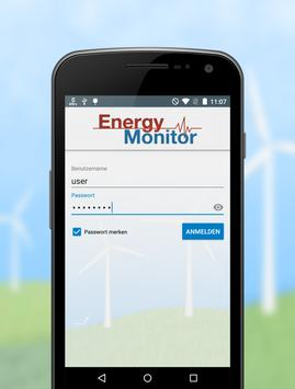 Energy Monitor poster