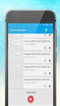 Screen Recording apk screenshot