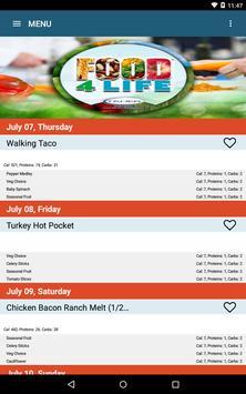 Taher Food4Life screenshot 14