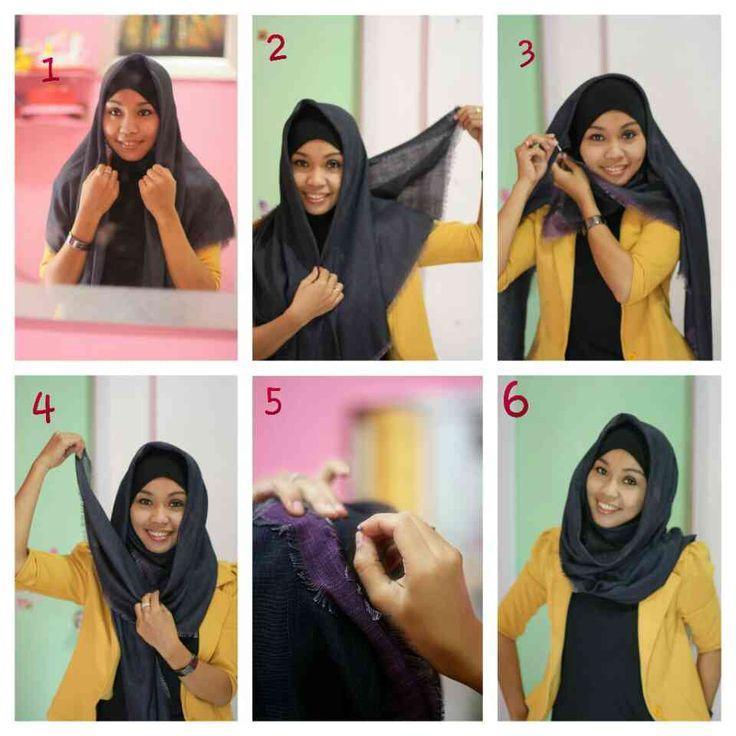 Tutorial Hijab Segitiga Fur Android Apk Herunterladen