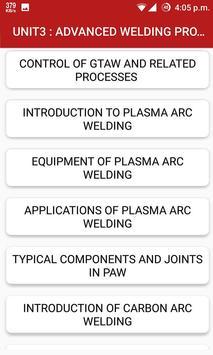 Advanced Welding Technology apk screenshot
