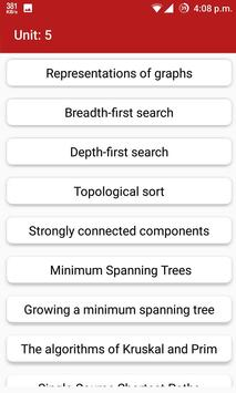 Algorithms screenshot 4