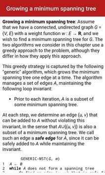 Algorithms screenshot 5