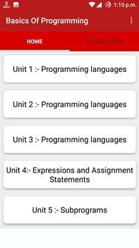 Basics Of Programming poster