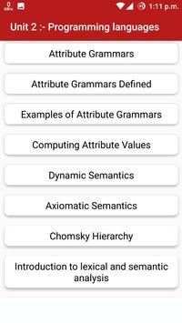 Basics Of Programming apk screenshot