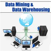 Data Mining Data Warehousing icon