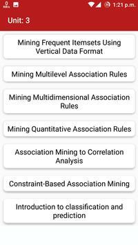 Data Mining Data Warehousing poster