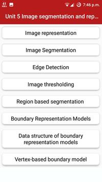 Digital Image Processing apk screenshot