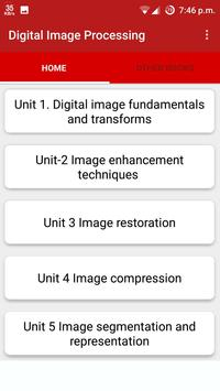 Digital Image Processing poster