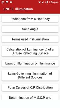 Electrical Energy Utilization screenshot 6