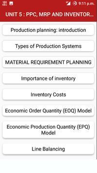 Industrial Engineering apk screenshot