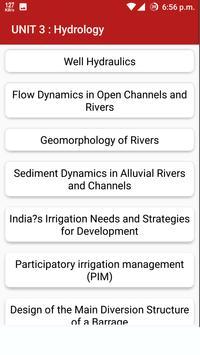 Water Resources Engineering apk screenshot