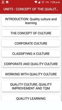 Total Quality Management : TQM apk screenshot