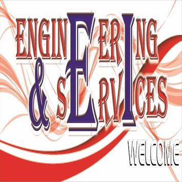 ENGINEERING & SERVICES poster