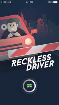 Reckless Driver poster