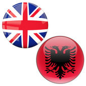 English to Albanian Translator icon