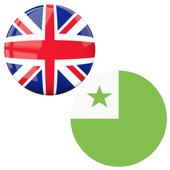 English to Esperanto Translate icon