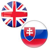 English to Slovak Translator icon