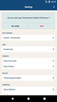 Vietnamese English Dictionary & Translator screenshot 7