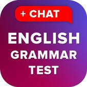 English Grammar Test icon