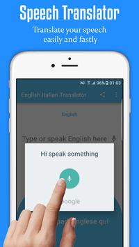 English Italian Translator screenshot 1