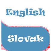 english / slovak icon