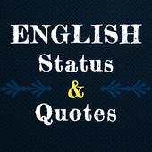 ENGLISH Status & Quotes icon