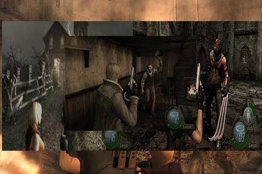 Pro Resident Evil 4 New Guia apk screenshot