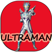 Pro Ultraman Zero New Guia icon