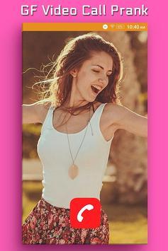 Fake Video Call ( GirlFriend ) apk screenshot