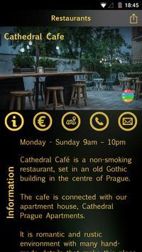 Enjoy! Prague-Restaurants-Bars apk screenshot