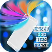 Laser 1000 Beams Funny Joke icon