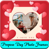 Propose Day Photo Frames icon