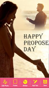 Propose Day Photo Frames screenshot 1